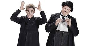 Community Cinema Presents....Stan & Ollie