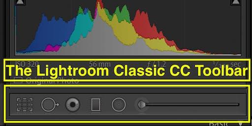 Adobe Lightroom Classic - The Toolbar