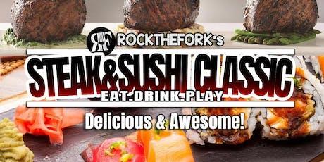 Steak & Sushi Classic - Phoenix tickets