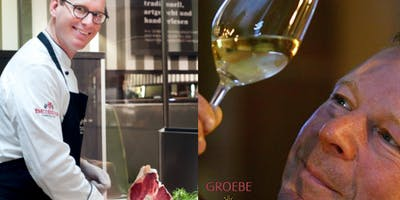 Beef meets Wine mit Weingut K.F. Groebe und Hamburgs bestem Fleischer Beisser
