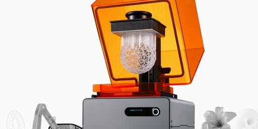 Workshop Stampa 3D Tecnologia SLA - Zagarolo