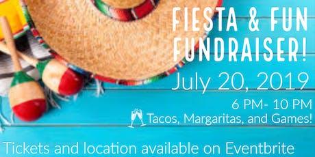 Fiesta & Fun Fundraiser tickets