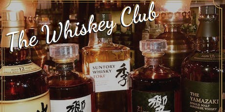 Japanese Whisky Tasting tickets