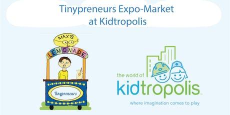 Tinypreneurs Expo-Market at Kitropolis tickets
