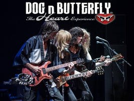 Dog N Butterfly- A Heart Experience