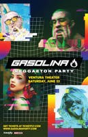 GASOLINA featuring 2Deep and Hosted by Rickstarr