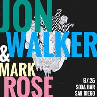 Jon Walker (ex-Panic! at the Disco) + Mark Rose (Spitalfield)