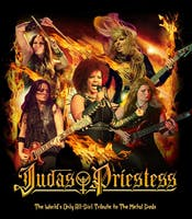 Judas Priestess - The World's Only All-Girl Tribute to The Metal Gods!, Bark At The Moon - The Ultimate Tribute to Ozzy/Black Sabbath