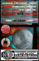 AMF (Arts Market Family) Art / Live Music Event! FREE!