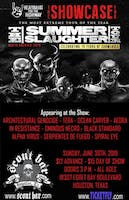 Showcase for Summer Slaughter 2019