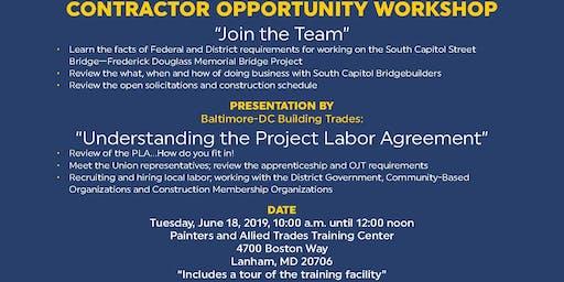 DBE Contracting Opportunities Workshop
