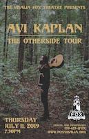 Avi Kaplan – The Otherside Tour