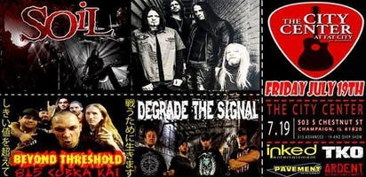 SOiL & Beyond Threshold wsg: Degrade The Signal