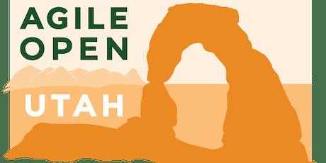 Agile Open Utah - Salt Lake City, UT tickets