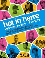 Hot In Herre: 2000s Dance Party