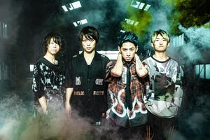*One OK Rock – Eye Of The Storm World Tour