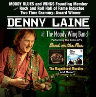 Denny Laine & the Moody Wings Band