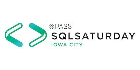 SQLSaturday Iowa City 2019 Pre-Conference Sessions tickets