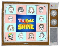 FREE Happy Hour Show! TV Pole Shine (NOLA)
