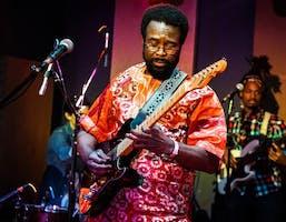Kaleta and Super Yamba Band