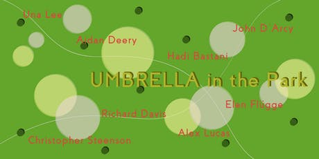 Umbrella in the Park tickets