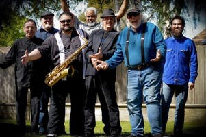 The Mick Martin Big Band with special guest Jackie Greene and guitarist Ryder Green