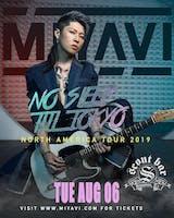 Miyavi - No Sleep Till Tokyo Tour 2019