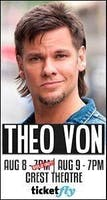 THEO VON: DARK ARTS TOUR