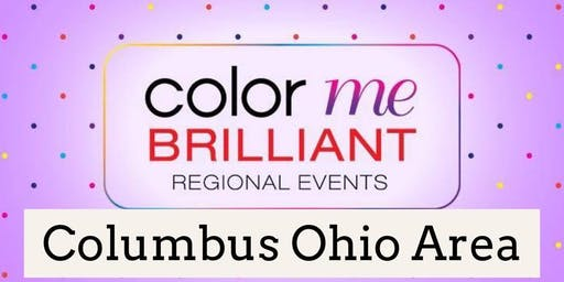 Copy of Color Me Brilliant- Columbus, Ohio