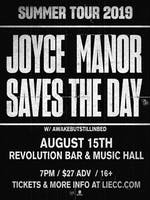 Joyce Manor, Saves The Day