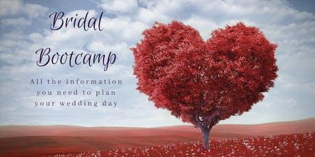 Wedding Planning Bootcamp tickets