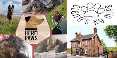 Fun Dog Show York / Fun Family Day Event (York). In Aid of Hero Paws UK