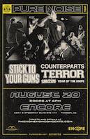 Stick To Your Guns - Pure Noise Tour