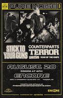 Stick To Your Guns - Pure Nosie Tour
