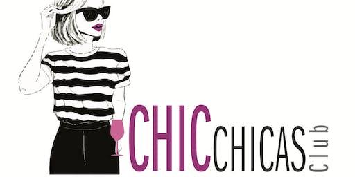 Chic Chicas : Encuentro de  Makeup y Vinos