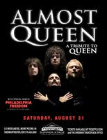 ALMOST QUEEN • A Tribute to QUEEN