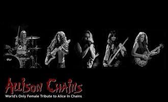 Allison Chains ( The Ultimate Alice In Chains Tribute)