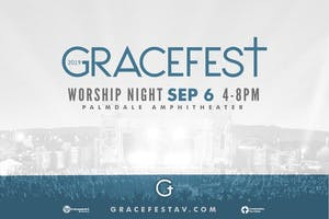 GraceFest Worship Night with Jeremy Riddle