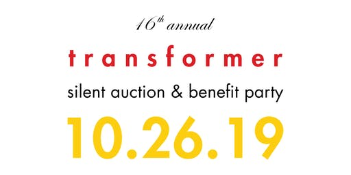 16th Annual Transformer Silent Auction & Benefit Party