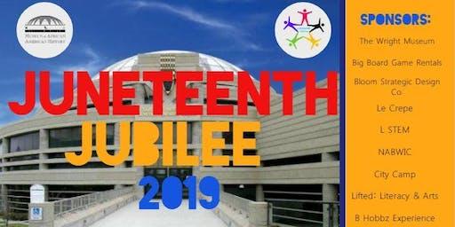 Juneteenth Jubilee Celebration 1- 6 pm only