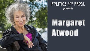 Margaret Atwood - THE TESTAMENTS Book Tour