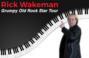 Rick Wakeman of YES: Grumpy Old Rock Star Tour at Maryland Hall for the Creative Arts