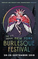 The New York Burlesque Festival's Premiere Party