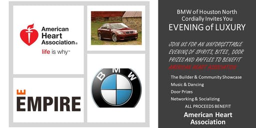 "BMW of Houston North ""Evening of Luxury"""
