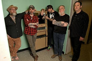 Lucero with special guests Vandoliers