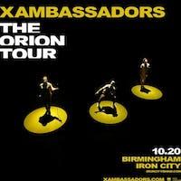 X Ambassadors – Orion Tour