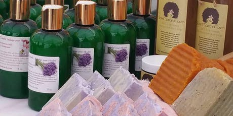 Bubble Bash Workshop Series {Beginner Cold Process Soap Making} tickets