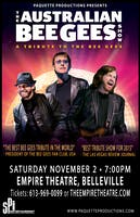 AUSTRALIAN BEE GEES SHOW:  A TRIBUTE TO THE BEE GEES