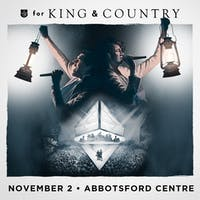For KING & COUNTRY's burn the ships | world tour 2019