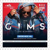 *Maitre Gims (Live) in Chicago